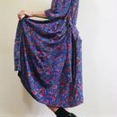 Vintage robe / Dressing gown