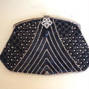 1920s French Beaded hand purse