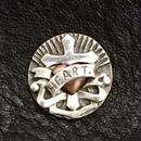GOD BLESS PINs Silver[BLINDRABBIT]