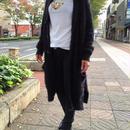 [Artemis Classic-clothes]モールフェザーロングカーディガン