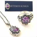 [Artemis Kings-pendant]ゴシックトーンペンダント