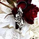 [GLAM SCALE-key]★蛇骨堂限定★ランブリングローズキーホルダー(ベイシックモデル)