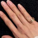 [Artemis Kings-ring]トレサリーリリィクラウンリング