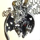 [anima*トンガリゴートコラボ-pendant]nero-Raptor (ネロ・ラプター)ペンダント