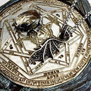 [Artemis Classic-pendant]☆残り2点☆★蛇骨堂限定販売★Dウィングペンダントトップ