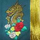 龍と薔薇・金房・長さ105cm