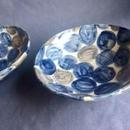 おおきな丸の大鉢皿