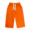 Capri Training Pants – Orange