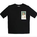 Baseballcard 1/2 Shirts – Black