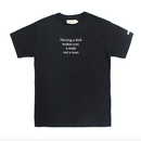 Dick T-Shirts – Black