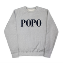 POPO' Sweatshirts – Grey