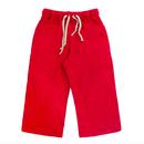 Capri Training Pants – Red