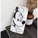 輸入雑貨 ミッキー 仲間たち ディズニー ケータイカバー  iphone XR XsMAX 最大種類 iphone 8 7 6 6 s-plus フレンド ミニー1