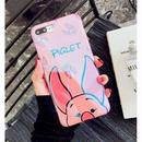 輸入雑貨 プーさん ピグレット ディズニー ケータイカバー  iphone XR XsMAX 最大種類 iphone 8 7 6 6 s-plus ミラーピグレット