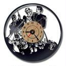 輸入雑貨 シンデレラ 30cm レコード盤 壁掛け時計 アニメ 映画 人気  インテリア ディスプレイ 2種類展開 2
