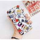 輸入雑貨 スヌーピー ケータイケース snoopy ケータイカバー  iphone XR XsMAX 最大種類 iphone 8 7 6 6 s-plus ホワイトピーナッツ