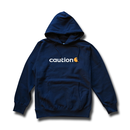 CAUTION / PULLOVER / NAVY