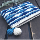 knit pouch