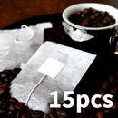 【15個入】2日に1杯0.5ヶ月分★ディカフェコーヒーバッグ★手軽に簡単(除去率97%のJASオーガニック認証コーヒー豆を使用)