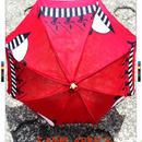 ~アフリカ布折り畳み日傘~