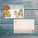 年賀ポストカード 20枚セット