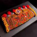 世界に一つ Banjara ポーチ《ep1a》刺繍&ビーズ