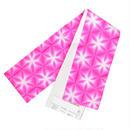半巾帯 六花(ピンク)