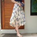 韩国Cherrykoko フラワースカート