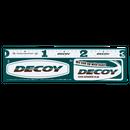 DECOY メジャーステッカー30 【DA-4】<グリーン>