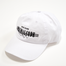 POST PUNK CAP (WHITE)