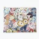 Flower Pattern Clutch Bag          花柄クラッチバッグ