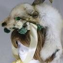 一角獣のヘッドドレス(白)