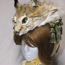 オオヤマネコのヘッドドレス