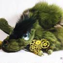機械獣のブレスレット(緑)