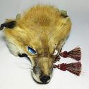 赤狐のヘッドドレス