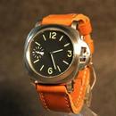 Parnis(パーニス ) 手巻き 腕時計 機械式 44m  メンズ