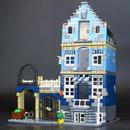 レゴ互換 ファクトリーマーケットストリート10190風