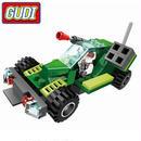 GUDI  8206B アースボーダーフォレストレイド  レゴ互換品