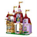 プリンセス ベルの魔法のお城     41067風 レゴ互換品