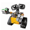 レゴ (LEGO)互換 アイデア ウォーリー 21303風