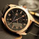 メンズ腕時計 YAZOLEブランド ラグジュアリー 防水 クォーツ シンプルデザイン