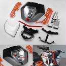 KTM 125/200/390 Duke ヘッドライト/マスク キット