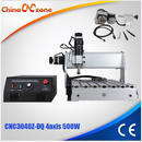 CNC3040 4軸 フライス盤 旋盤