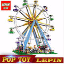 【DHL発送】LEPIN社 2478ピース クリエーター Ferris Wheel 観覧車 遊園地 レゴブロック互換