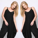Jump suit(Black)〜Limited〜