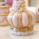 VILLARI 王冠 小物入れ