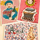 ポストカード3枚セット(お母さんとぼく・わたし、baby baggy、うれしい気持ちを・・)