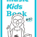 書籍「Music Kids Book♯2」
