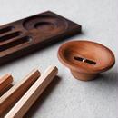 【ご予約受付中】木聞器 セット002 - ブラックチェリー