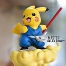 Pikachu & Goku   ピカチュウ コスプレ 孫悟空 Pokemon & Dragonball
